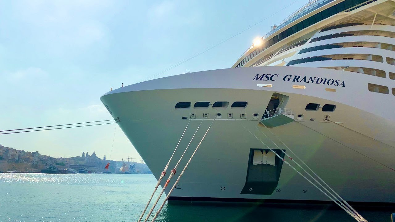 Cruise News!! Are Cruises Safe Now? Best of MSC Grandiosa 2020 First Sailing 4K