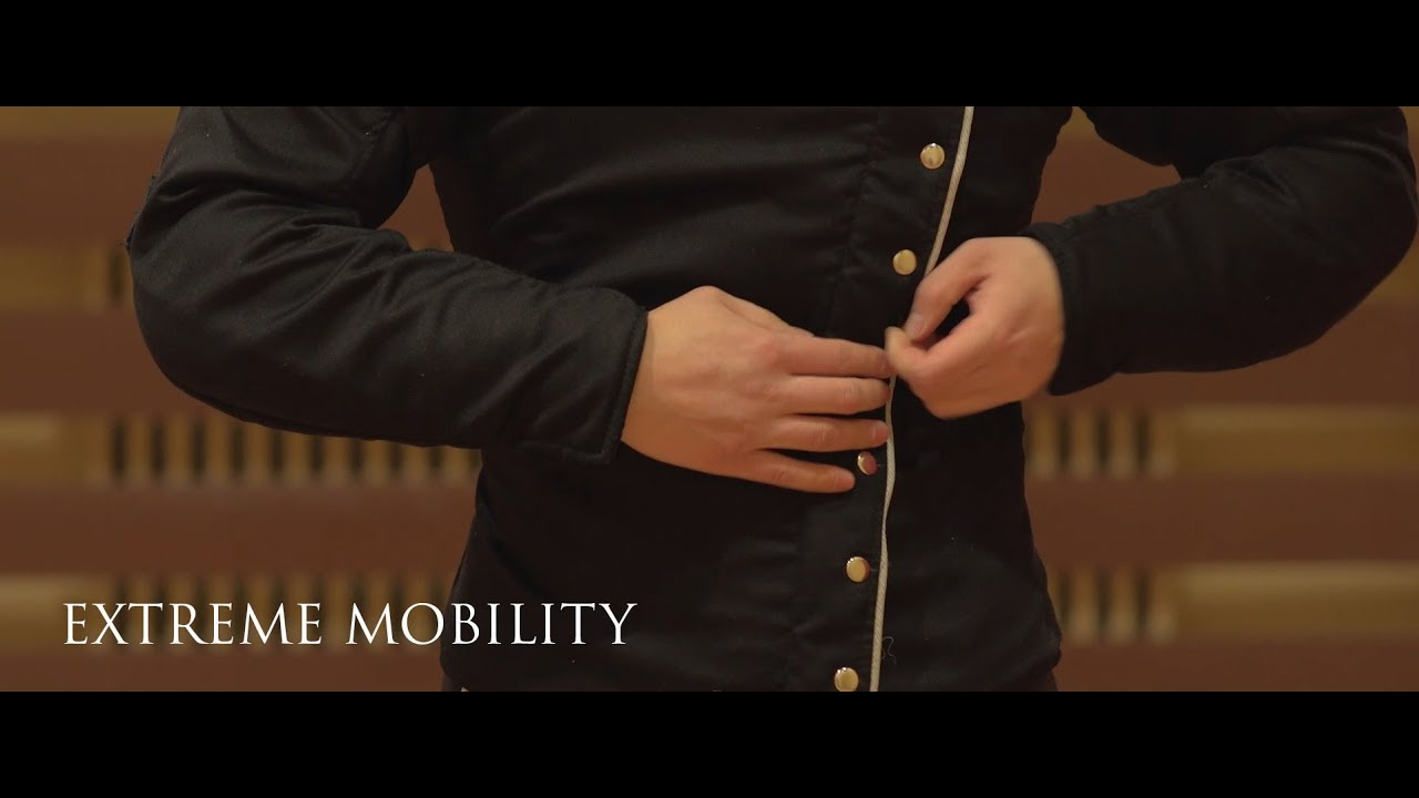 The most mobile HEMA jacket in the world (SPES Officer review)