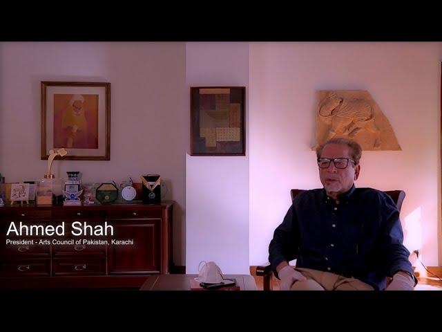 Ahmed Shah   President   Arts Council   ACPKHI   RAMZAN   CORONAVIRUS