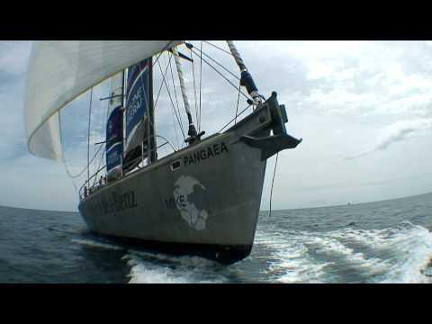 The PANGAEA - a green vessel