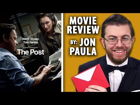 The Post • Best Picture Movie Review #JPMN