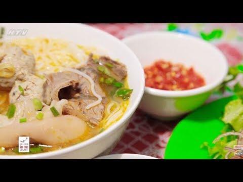 Hành Trình ẩm Thực Việt Nam | Đến Huế Thưởng Thức Bún Bò Chuẩn Vị | HTV HTATVN