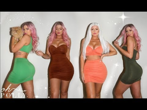🔥oh-polly🔥-try-on-haul-2019