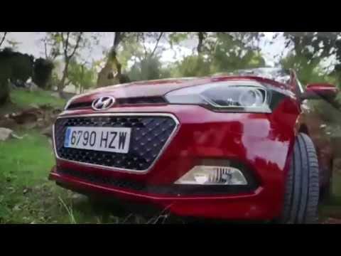 Hyundai i20 Elite 2015 test drive