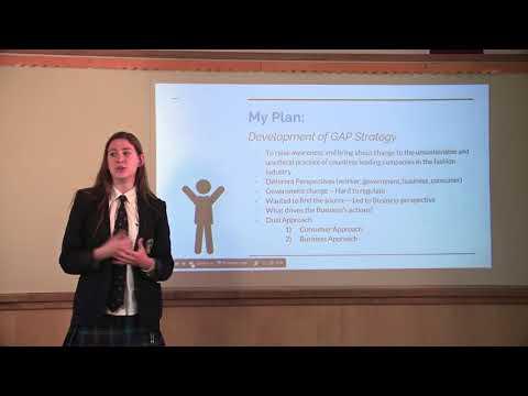 Nicole Miller - Global Action Plan 2017
