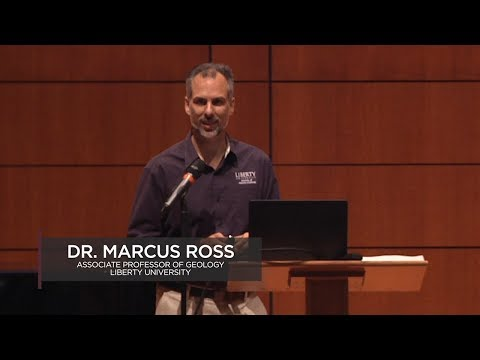 Dr. Marcus Ross: Noah's Flood - Where Genesis Meets Geology