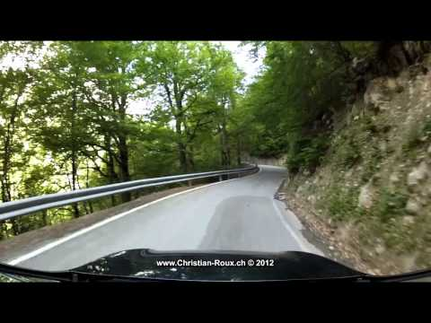 Switzerland 230 (Camera on board): Conthey - Derborence 2D (GoPro Hero2)