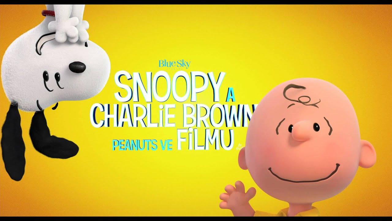 Snoopy a Charlie Brown  Peanuts ve filmu  TV spot  YouTube