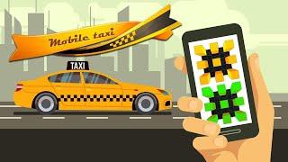 установка двух программ Mobiletaxi на планшет,телефон