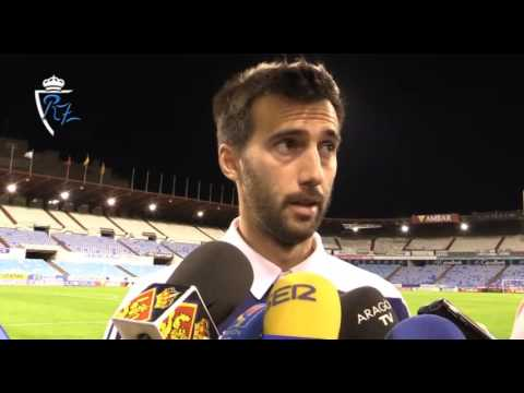 Sexto Amistoso De Pretemporada I Real Zaragoza - Ebro I 9/8/2016