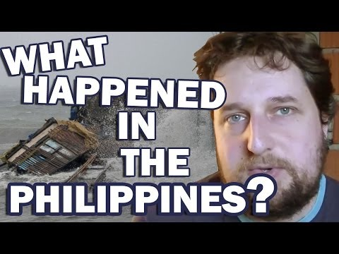 What happened in the Philippines? - Cedars' vlog no. 22