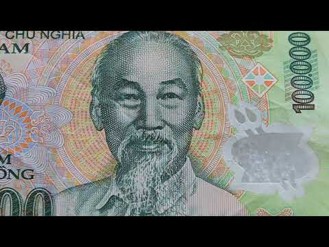 My first true binary note 100,000 Vietnamese Dong / Fancy Serial Number