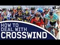 What are Echelons? | How To Deal With a Crosswind | Eurosport Explainers