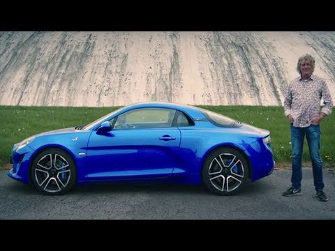 Alpine A110 Review By James May