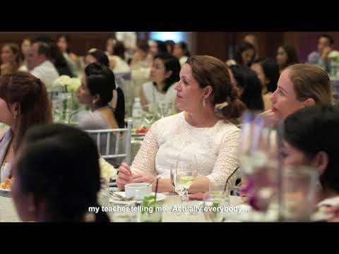 Women in leadership.  DARE. DEFINE. DO. with Able Wanamakok
