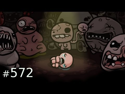 Let's Play - The Binding of Isaac - Episode 572! [They Live]