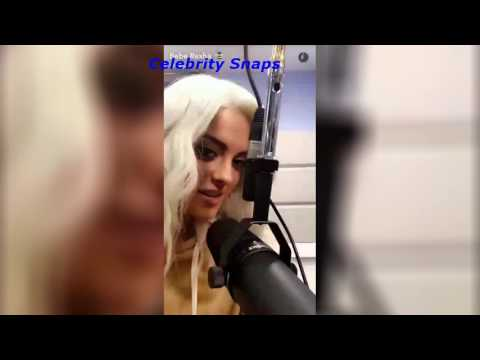Bebe Rexha Snapchat Stories January 13th 2017 | Celebrity Snaps