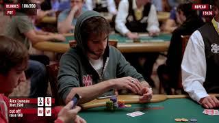 Dans la Tête d'un Pro : Alexandre Luneau aux WSOP (1)