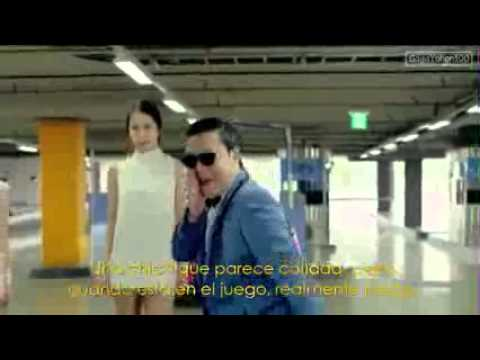 Gangnam Style Official Music Video  2012 PSY with Lyrics & MP3 Download Link in Description