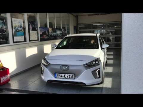 Hyundai IONIQ electric Das Warten hat ein Ende