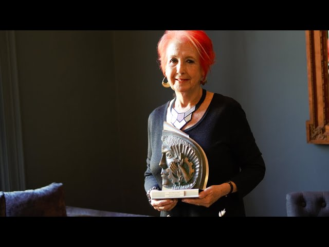 02 - Rosa M Calaf   Premio Estatal Trabajo Social