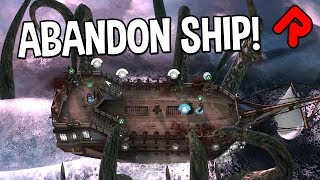 Abandon Ship gameplay: BEWARE the KRAKEN! (FTL & Sunless Sea-style PC roguelike game)