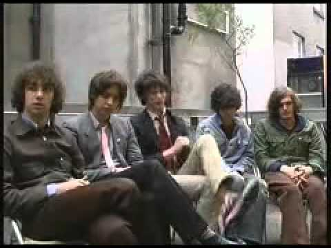 The Strokes Interview Pre Is This It 2001, Ireland