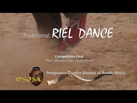 Riel Dance Competition Final in Paarl