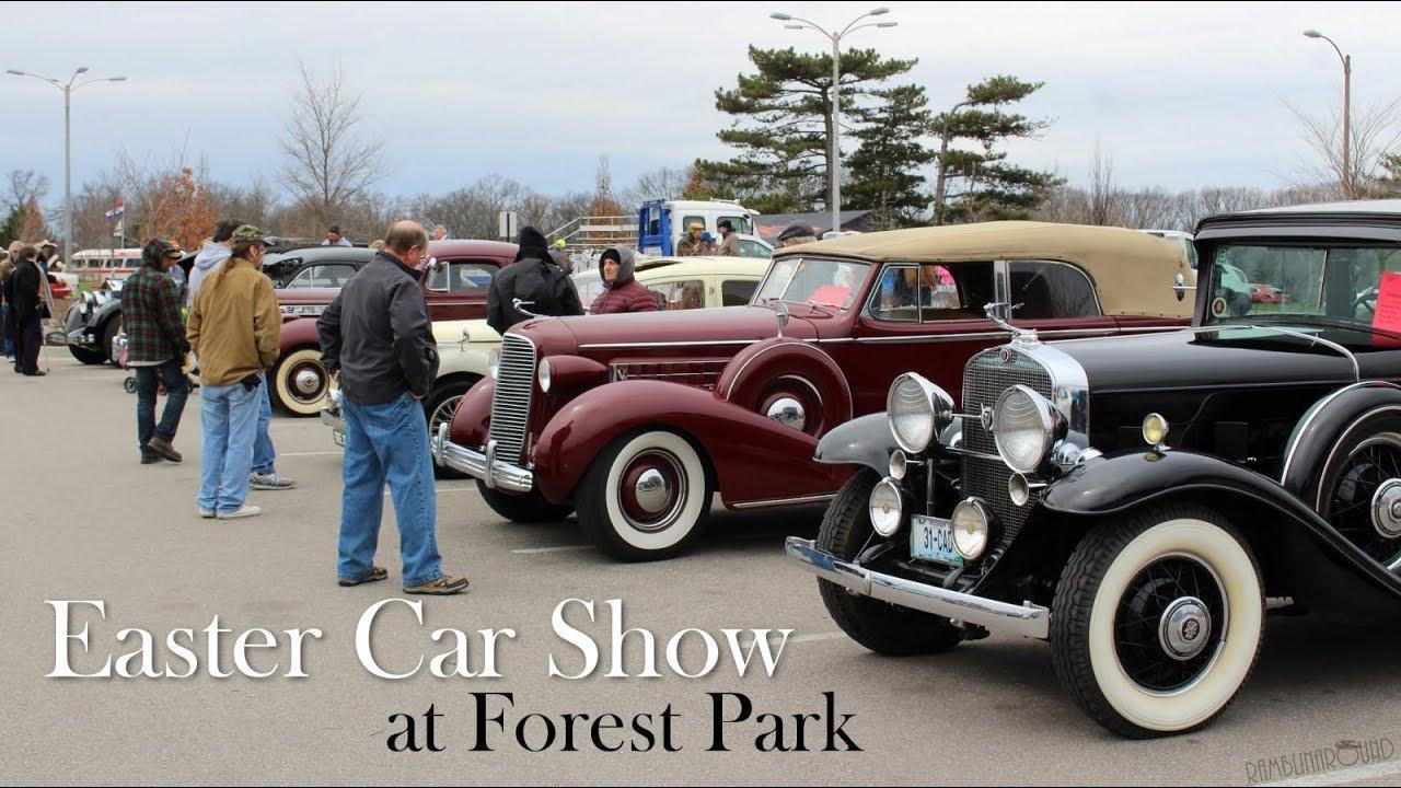 Easter Car Show  Forest Park