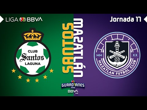 Santos Laguna Mazatlan FC Goals And Highlights