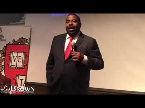 GETTING THROUGH TOUGH TIMES - Les Brown Live Sept 11, 2017 Monday Motivation