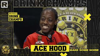 Ace Hood On We The Best, Meek Mill, Working With Future, His Career & More | Drink Champs