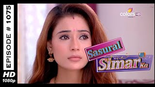 Sasural Simar Ka - ससुराल सीमर का - 13th January 2015 - Full Episode (HD)