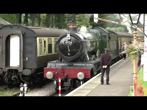 West Somerset Railway Autumn Gala 7~9th October 2016