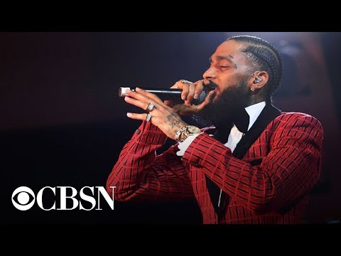 Nipsey Hussle murder investigation: LAPD press conference, live stream