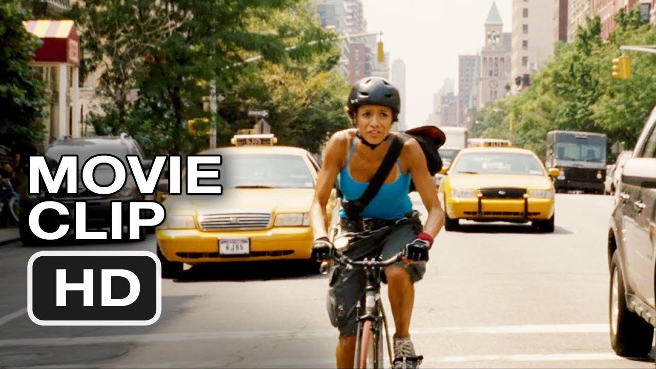Premium Rush Movie Clip Move Your Suv 2012 Joseph Gordon Levitt Movie Hd Youtube
