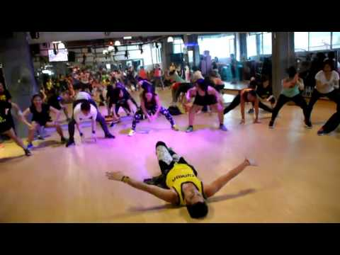 Zumba Zin 66 Firehouse with Lisa Lim in Penang
