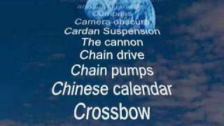 Great Chinese Inventions