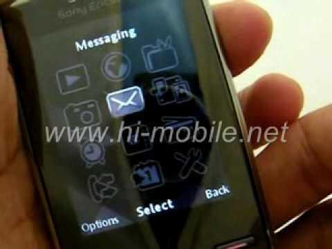 Sony Ericsson T715 Fully Unlocked (www.hi-mobile.net)