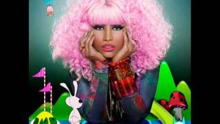 Nicki Minaj instrumental save me/last chance
