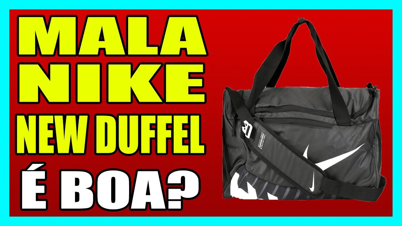 MALA NIKE NEW DUFFEL - Mala 1f327c8553077