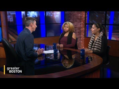 Jamaica Plain Teen Sleuths Talk TD Garden Settlement, New Community Center