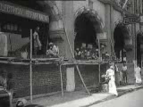 Extremely rare and old footage of Colombo, Sri Lanka.