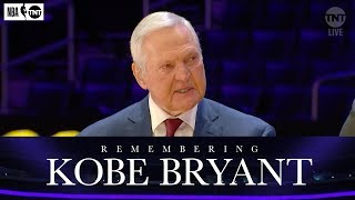 Jerry West On Kobe Always Having the Mamba Mentality | NBA on TNT