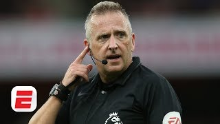 Why aren't referees giving penalties from VAR? | Premier League