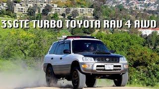 TOYOTA TUESDAY ft Bob 1998 RAV 4 3SGTE TURBO 4WD | MUST WATCH!