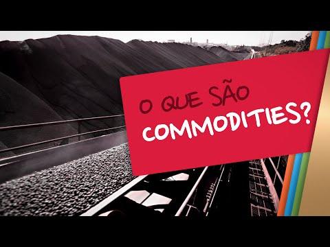 O que são Commodities?