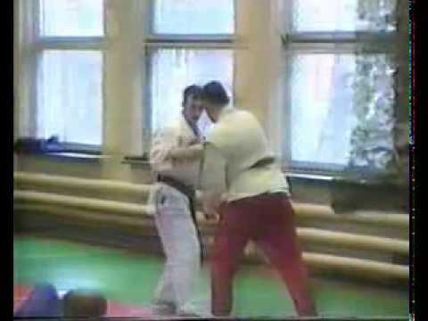 Тренировки по рукопашному бою. Кальной Е.И.