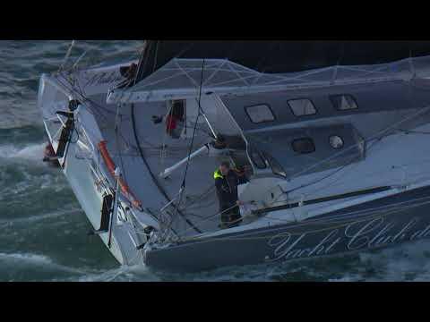 Malizia II Yacht Club de Monaco - Monte-Carlo Bretagne Télé