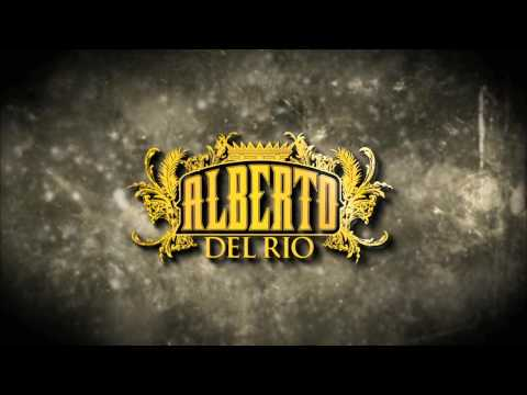 Alberto Del Rio Entrance Video.